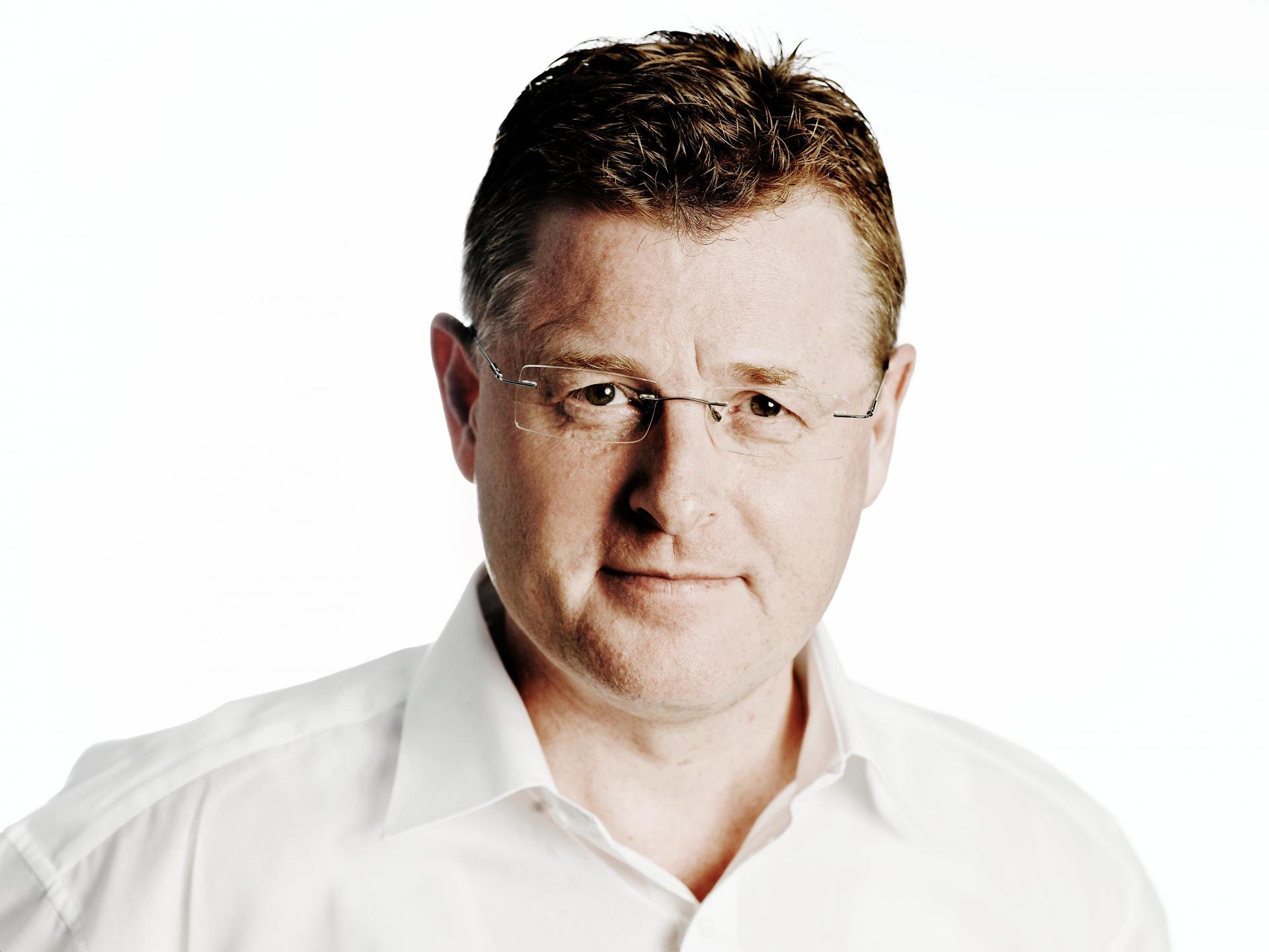 Martin Herbst Portræt ansigt