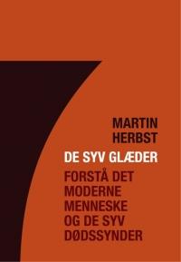 De syv glæder - Martin Herbst - Cover