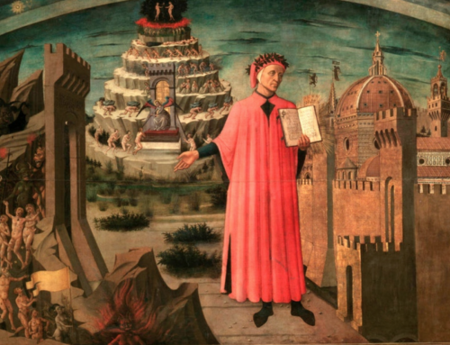 Derfor er Dante Aktuel